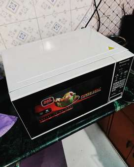PANASONIC 20L GRILL MICROWAVE OVEN