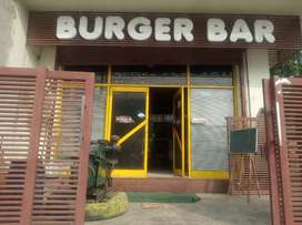 Burger bar and franchisee