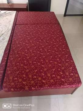 Furniture dining table, materss, dressing table, study table