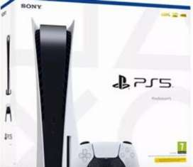 new ps5 console