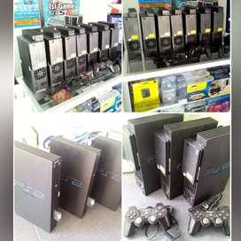 Sony Playstation 2 FAT Bergaransi Bisa Kirim Kerumah COD