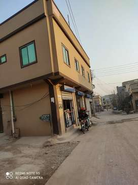 3.5Marla Commercial plaza For sale in Railview Housing Society RWP