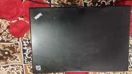 Lenovo laptop think pad L412 1 year condition laptop