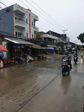 Tanah dan Bangunan 160M² Jl. Raya Jelawat Sungai Damak Samarinda