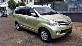 Toyota Avanza G Manual TH 2012 W.Silver