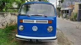 VW Volkswagen Combi/Kombi Jerman tahun 1974