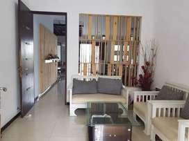 Rumah Tinggal 2 lantai Half  Furnished di Terusan Sukamulya Bandung
