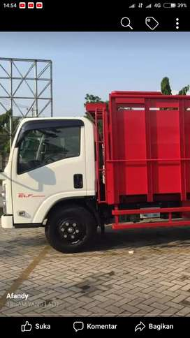 Isuzu elf 125Ps HD
