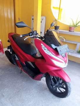 Honda PCX 2018 pajak hidup
