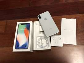 IPHONE X ( SAVING UP TO 70 %DISCOUNT HURRY UP )