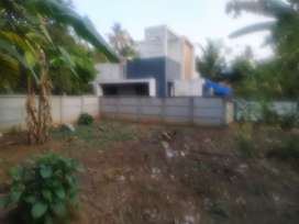 Nedumbassery (10 lakhs only )near airpot4.750 cent house plot for sale