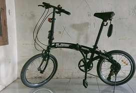 Sepeda Lipat merk STARMON MAGNUM,