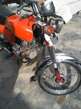 Motorcycle Suber hero fore sale Good condition.