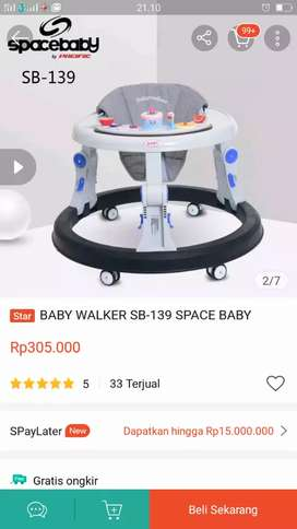 BABY WALKER MURAH GOOD QUALITY