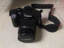 Kamera DSLR Canon 550D Normal  Nego