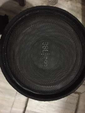 JBL BASS TUBE WITH AMPLIFIER