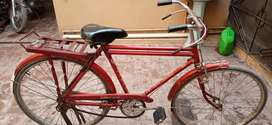 Sohrab cycle 20 inches in red colour