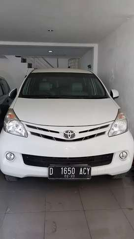 Toyota Avanza E manual 2015