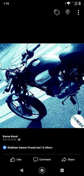 Royal Enfield classic 500 to be sold in excellent condition