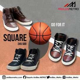 Sepatu Anak Ardiles Square
