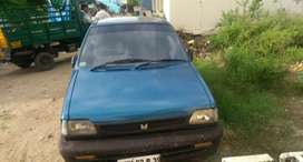 Maruti Suzuki 800 exchange with car