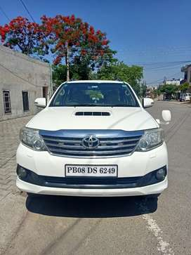 Toyota Fortuner 2012 Diesel 95000 Km Driven 4x4