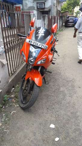 Great Condition Hero Karizma R new model. All paper valid