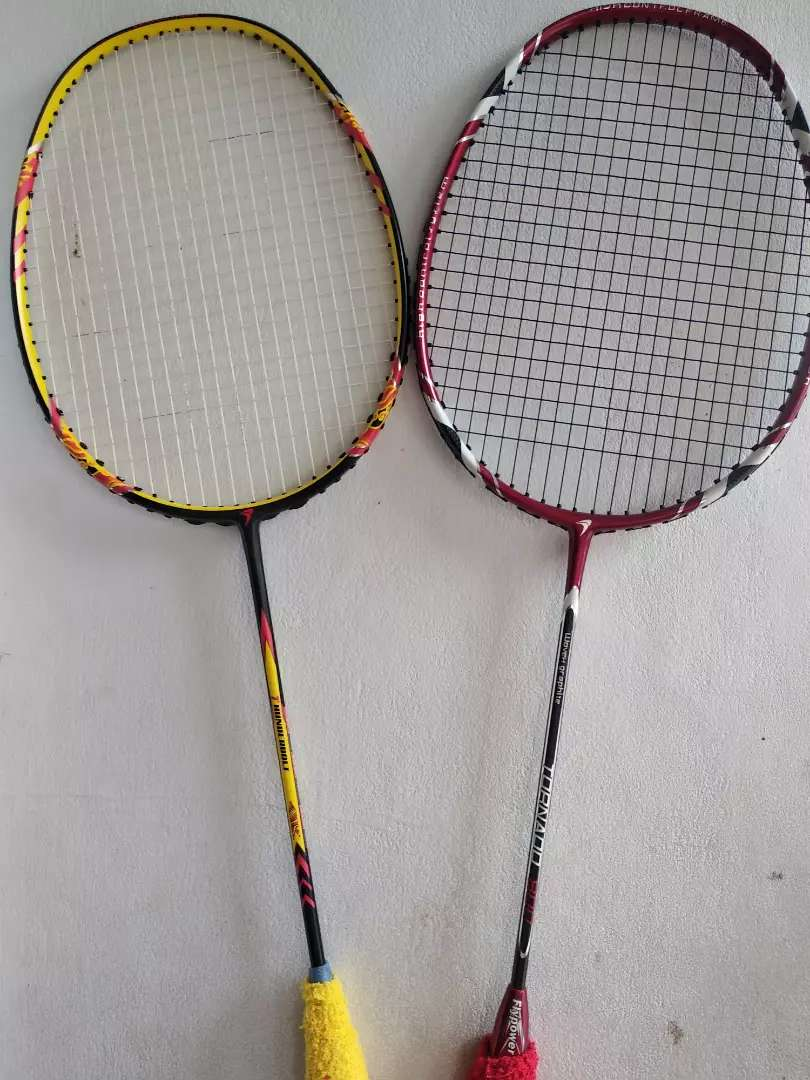 Flypower Raket Badminton