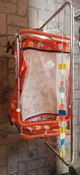 Baby Cradle or Baby Troly in Very Good Condition