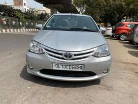 Toyota Etios Liva 1.4 GD, 2014, Diesel