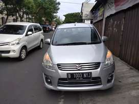 Ertiga GL Matic 2013 km low