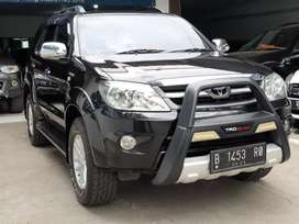 Toyota Fortuner G Lux AT Thn 2008 Bensin Good Condition