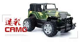 Mobil rc Rock jeep remote control