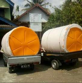 Tandon air 5000 gudang toren 3000 1000 liter tebal