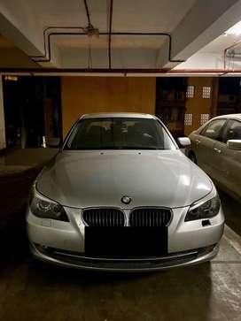 BMW 520 D 2008 model