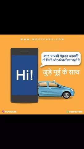 आज ही जोड़े अपनी कार को Mooi Cabs के साथ