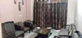 2 bhk furnished for rent in multistory appt indirapuram ghaziabad