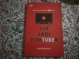 Buku YouTube, yuk jadi youtuber