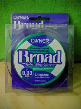 Senar Owner Broad