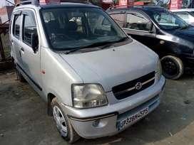 Maruti Suzuki Wagon R VXi BS-III, 2005, Petrol