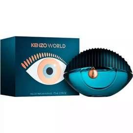 Parfum Kenzo World Original