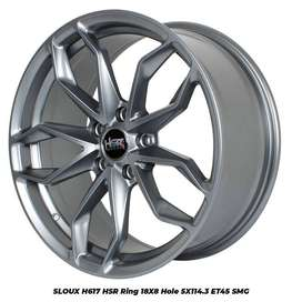 velg mobil innova terios rush xpander captiva ring 18 racing import