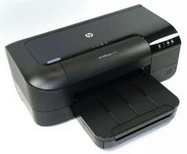 HP officejet 6100 .wifi . color.balck best quality all in one