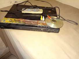 DVD player in running new condition