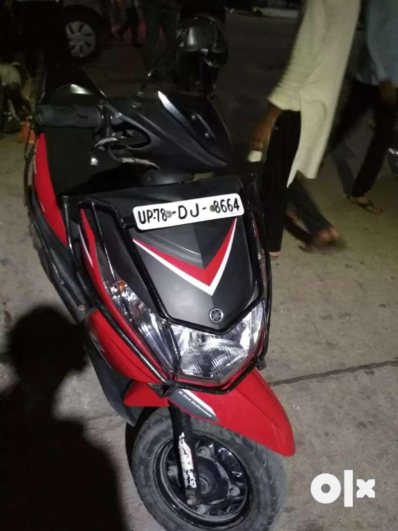 Yamaha ray z 0