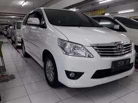 Grand Innova V diesel 2.5 matic 2013