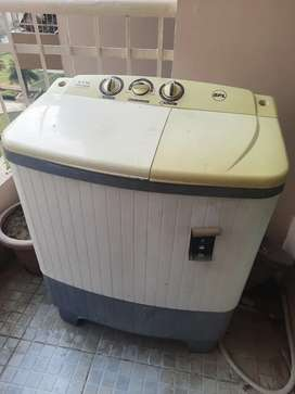 BPL 6.2 kg, semi automatic washing machine