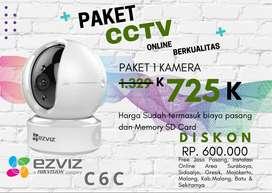 harga GROSIR Pasang CCTV Wireless Online HP TERMURAH KUALITAS DIJAMIN