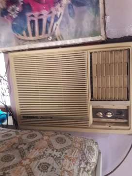 Window ac good condition Genral ac 1.5 ton