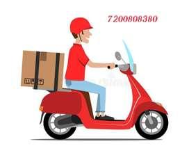 Bike delivery (vandalore)